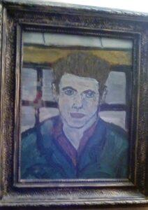 Self-Portrait 1962